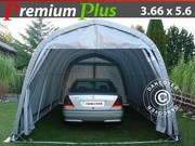 Storage shelter 3.66x5.6x2.6 m