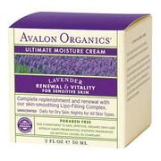 Avalon Organics Lavender Ultimate Night Cream 50g