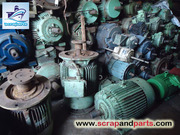 Marine Engine Spare Parts,  Valves and Nut Bolt!
