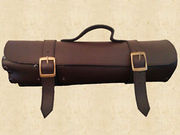 New genuine leather knife roll / bag