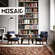 Handcrafted Cowhide Rugs - Mosaic Hides