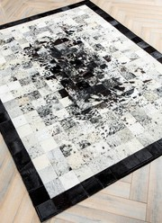 Contemporary Geometric Rug - Mosaic Hides