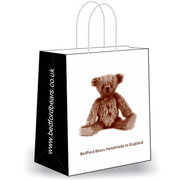 Buy Printed Carrier Bags with Twisted Handle at Wholesale price