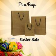 On going Sale of up to 50% off on Paper Bags