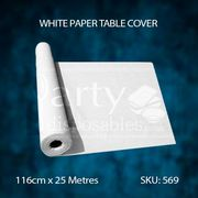 Try-Out for Durable Disposable Paper Table Covers
