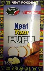 Neat Foods Instant Yam Fufu 700g