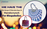 Elite range of Handbags-from Handicrunch