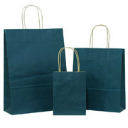 Carry Items With Style In Brown Craft Paper Bags
