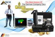 New GROUND NAVIGATOR-Best 3D Metal Detector