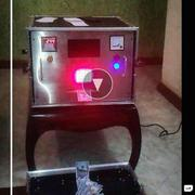 TRX Laser Machine for Cleaning Black Notes