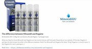 Kirkland Minoxidil UK - Buy Premium Hair Loss Treatments Online