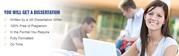 Get Online Dissertation Help By Expert Writer