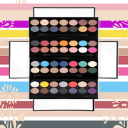 BF 14 COLOUR PALETTE EYESHADOW